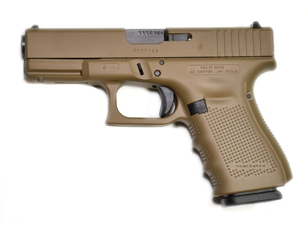 Glock 19 FDE Handgun Gun For Sale