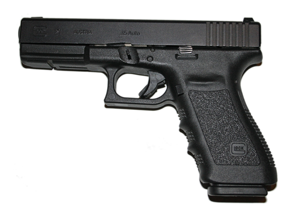 Glock 21SF Handgun Gun For Sale