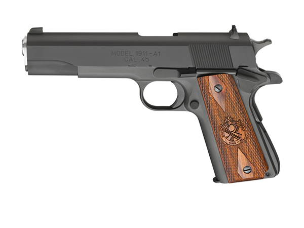 Springfield Armory 1911 Mil-Spec Parkerized Handgun Gun For Sale